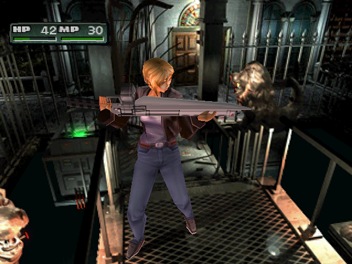 Parasite Eve 2 >> Parasite Eve Ii Full Game Free Pc Download Play Download